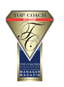 Siegel TOP Coach - Manager Magazin